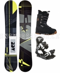 Pánský snowboardový komplet Ace Oddity S2, levné snowboard komplety