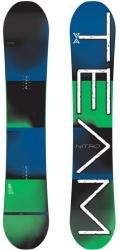 Snowboard Nitro Team, pánské snowboardy allmountain