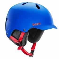 Dětská helma Bern Bandito Matte cobalt blue