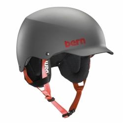 Snowboardová helma Bern Team Baker matte grey