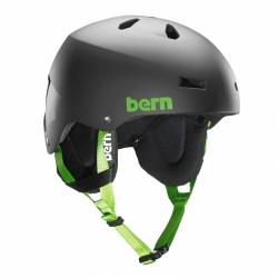 Snowboardová přilba Bern Team Macon matte black