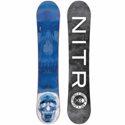Pánský snowboard Nitro Team Gullwing x Sullen wide