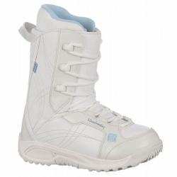Dámské boty na snowboard K2 Plush white/bílé