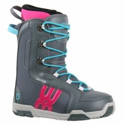 Dámské boty na snowboard Westige Ema Grey