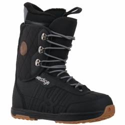 Pánské snowboardové boty Westige King black/brown, levné snowboardové boty