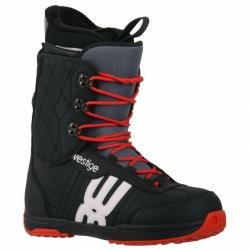 Pánské snowboardové boty Westige King black/red