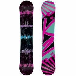 Dámský snowboard K2 Sky Lite, dámské allmountain/freestyle snowboardy K2
