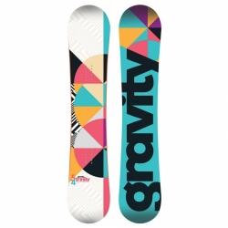 Dámský snowboard Gravity Trinity 2016/17