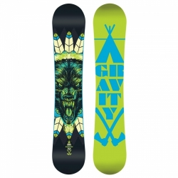 Freestyle snowboard Gravity Empatic 2016/17
