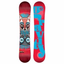 Dámský snowboard Gravity Thunder 2017