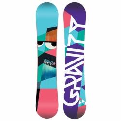 Dámský snowboard Gravity Voayer 2016/17