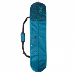 Obal Gravity Vivid, taška na snb komplet, snowboardový obal modrý