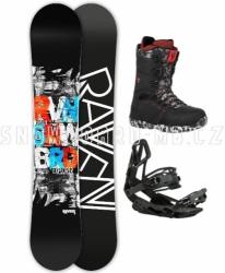 Snowboard komplet Raven Explorer