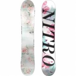 Dívčí a dámský snowboard Nitro Arial