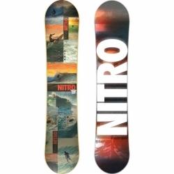 Dětský snowboard Nitro Ripper kids