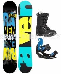 Juniorský snowboard komplet Raven Gravy