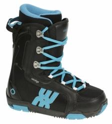Dámské a dívčí snowboardové boty Westige Ema black/blue