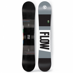 Snowboard Flow Merc Black 2017