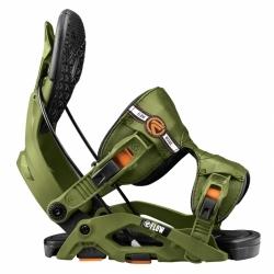Vázání Flow Nexus green/khaki zelené