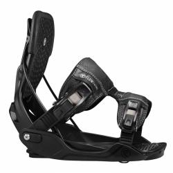 Dámské snowboardové vázání Flow Minx black / černé