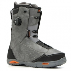 Pánské boty K2 Ashen BOA grey