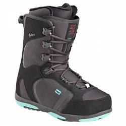 Dámské snowboardové boty Head Galore black/blue
