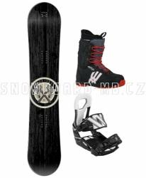 Snowboard komplet Apache s botami Westige King a vázáním Volkl