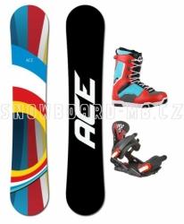 Snowboard komplet Ace B52