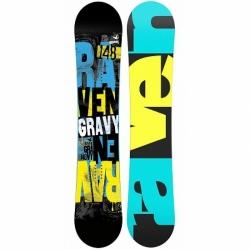 Dětský snowboard Raven Gravy junior, juniorský chlapecký snowboard