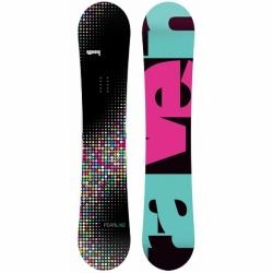 Dámský snowboard Raven Pearl black