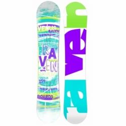 Dámský snowboard Raven Venus
