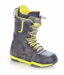 Snowboardové boty Raven Team grey/lime