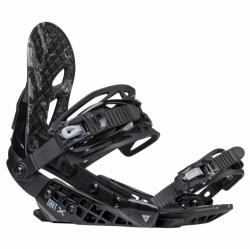 Pánské snowboardové vázání Gravity G2 black černé