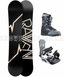 Snowboard komplet Raven Pulse, snowboardový set s botami