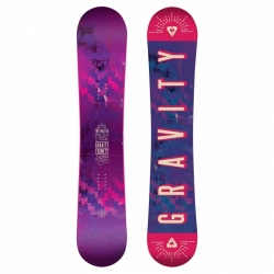 Dámský snowboard Gravity Trinity