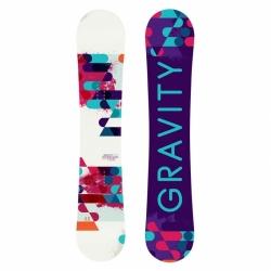 Dámský snowboard Gravity Sirene 2017/2018