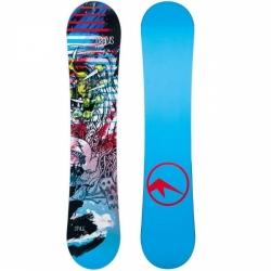 Dětský snowboard Trans Style 17/18