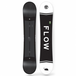 Snowboard Flow Merc black 17/18