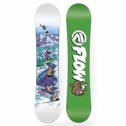 Dětský snowboard Flow Micron Mini 2018