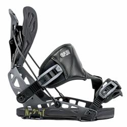 Snowboardové vázání Flow Nx2-Gt Hybrid black 2018