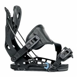Snowboardové vázání Flow Nx2 Hybrid black 2018