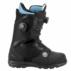 Snowboardové boty Flow Helios Focus black, 2 kolečka BOA