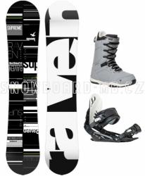 Snowboardový komplet Raven Supreme 17/18