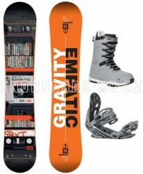 Pánský snowboard komplet Gravity Empatic