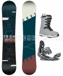 Snowboardový komplet Gravity Cosa 17/18