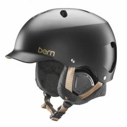 Dámská helma Bern Lenox satin black