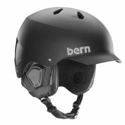 Pánská snowbaordová helma Bern Watts matte black