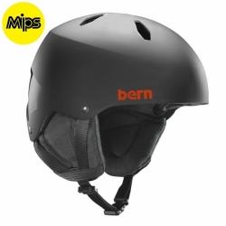 Dětská helma Bern Team Diablo Jr MIPS matte black