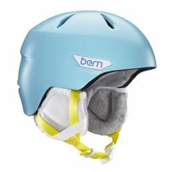 Dětská helma Bern Bristow Jr satin cyan
