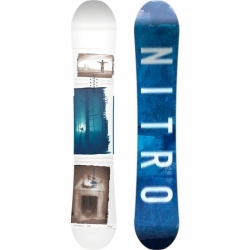Snowboard Nitro Team Exposure gullwing 159